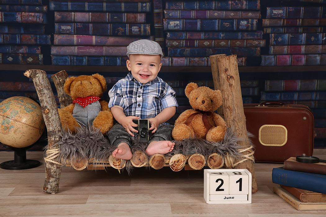 צילומי ילדים בסטודיו חדיש ומאובזר בזכרון יעקב