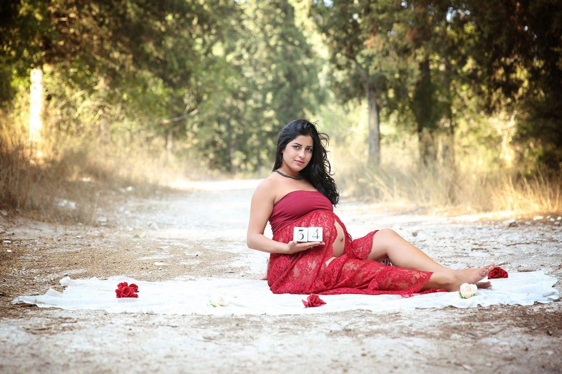 חולמת על תמונות הריון בטבע? סיון צרפתי, צלמת בעלת רגישות גבוה לחיבור עם הטבע