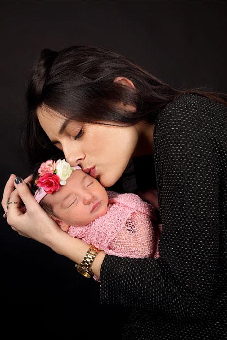 צילום תינוקות ניו בורן, בסטודיו שליו ומומזג בזכרון יעקב